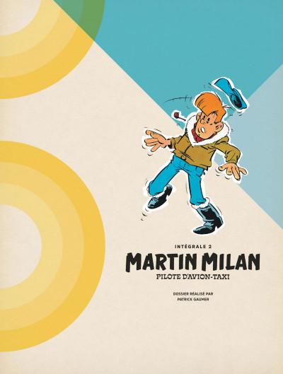 Page 3 Martin Milan - intégrale tome 2