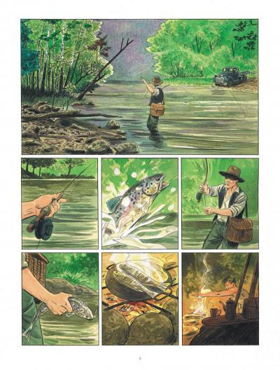 Page 3 Purple heart tome 1 + ex-libris offert