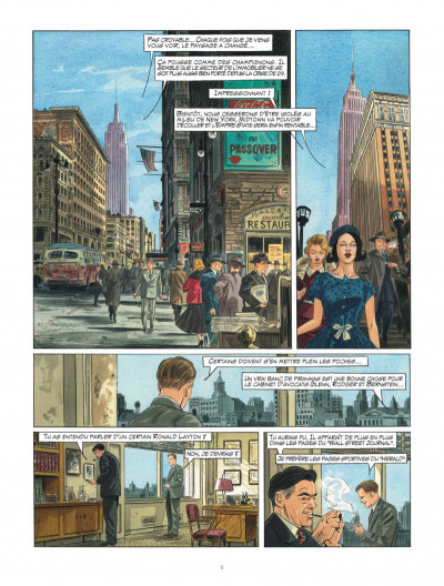Page 6 Purple heart tome 1 + ex-libris offert