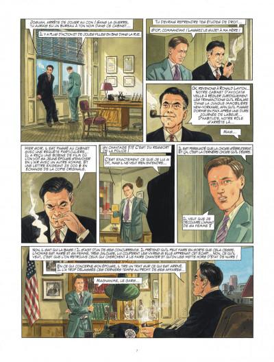 Page 7 Purple heart tome 1 + ex-libris offert