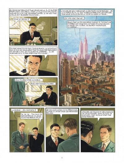 Page 8 Purple heart tome 1 + ex-libris offert