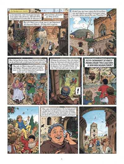 Page 8 Vasco - intégrale tome 9