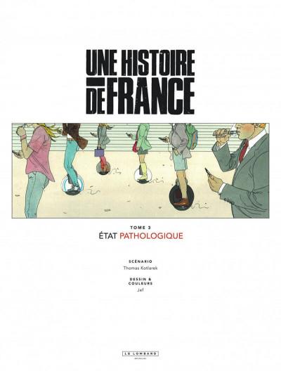 Page 5 Une histoire de France tome 3