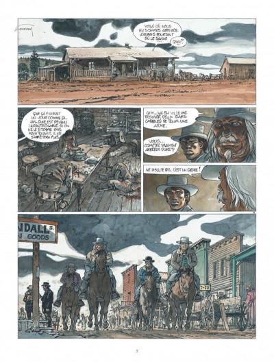 Page 3 Duke tome 4 + ex-libris offert
