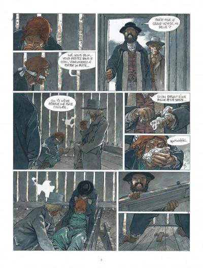 Page 5 Duke tome 4 + ex-libris offert