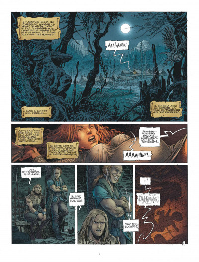 Page 5 Saga valta - intégrale