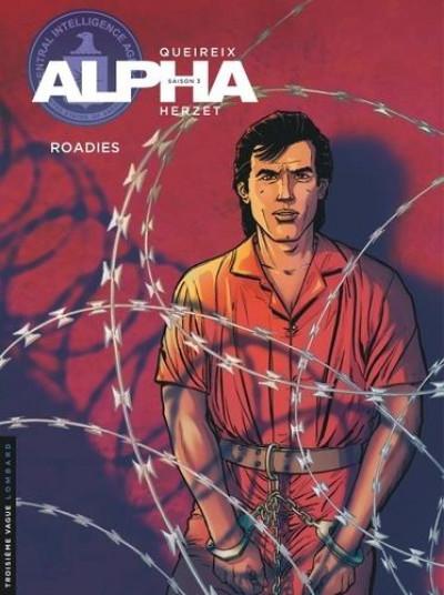 Couverture Alpha tome 15