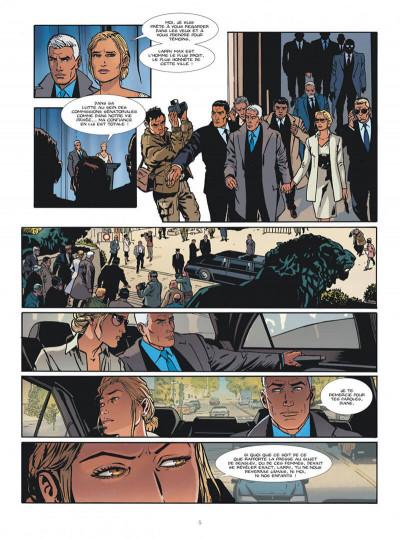 Page 5 I.R.$ tome 21 + ex-libris offert
