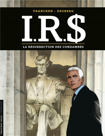 Couverture I.R.$ tome 22