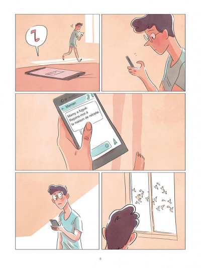 Page 8 Ne m'oublie pas