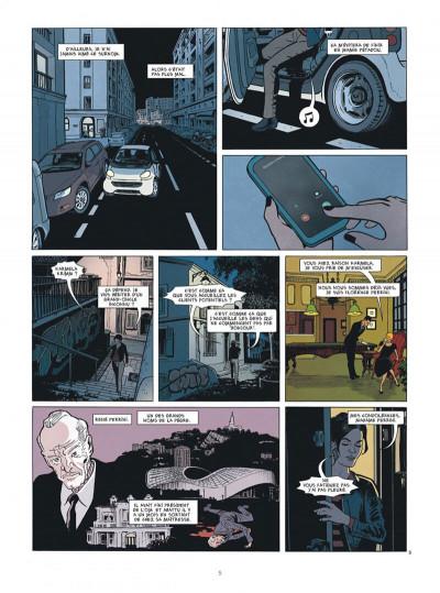 Page 5 Karmela Krimm tome 1 + ex-libris offert