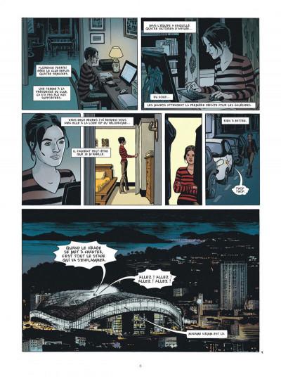 Page 6 Karmela Krimm tome 1 + ex-libris offert