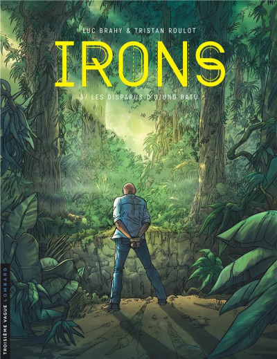 Couverture Irons tome 3