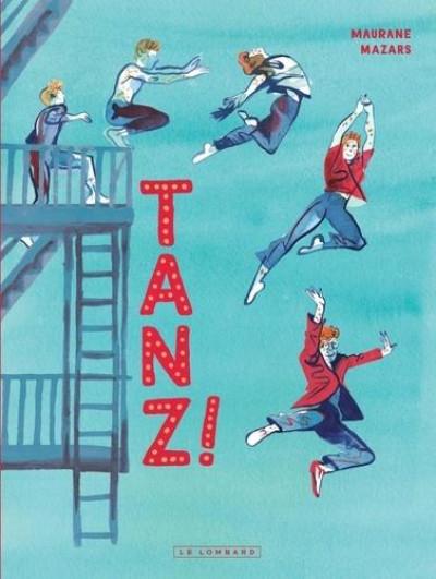Couverture Tanz ! + ex-libris offert