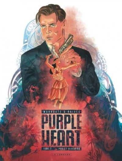 Couverture Purple heart tome 2
