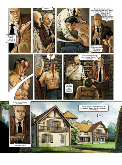 Page 8 Sisco tome 12 + ex-libris offert