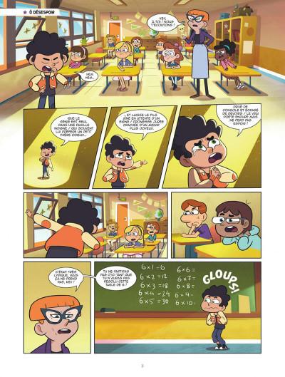 Page 3 Le monde selon Kev tome 2