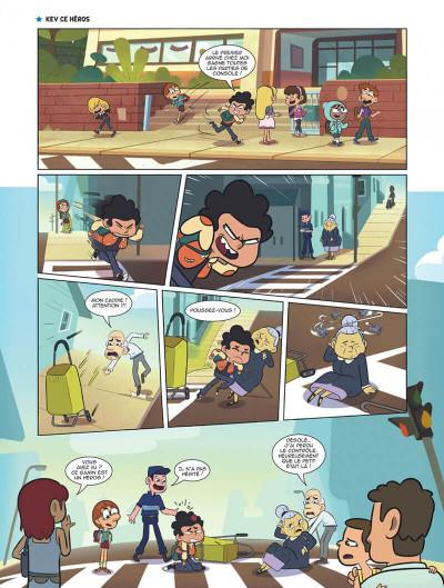 Page 5 Le monde selon Kev tome 2