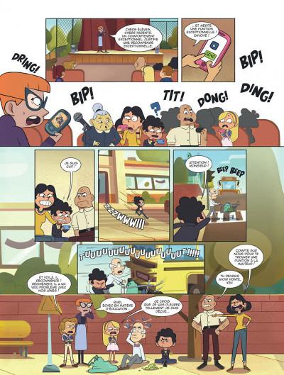 Page 8 Le monde selon Kev tome 2