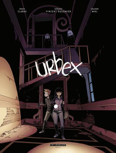 Page 2 Urbex tome 1