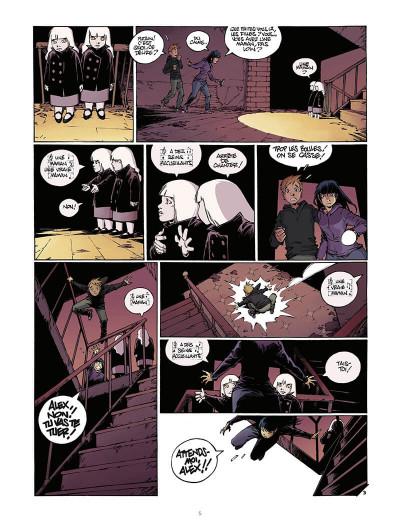 Page 6 Urbex tome 1