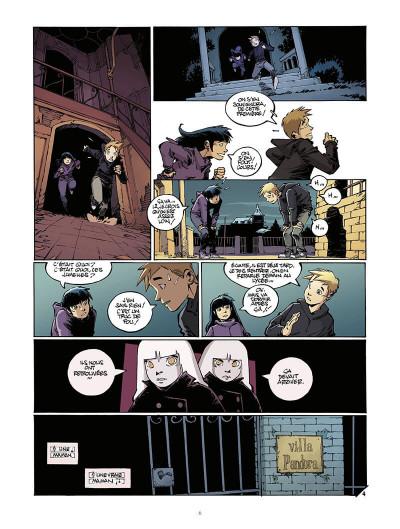 Page 7 Urbex tome 1