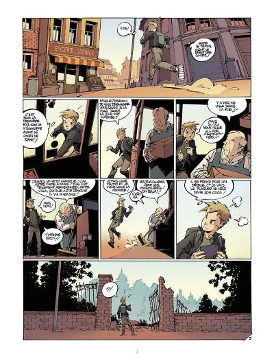 Page 8 Urbex tome 1