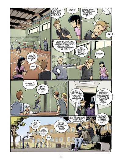 Page 9 Urbex tome 1