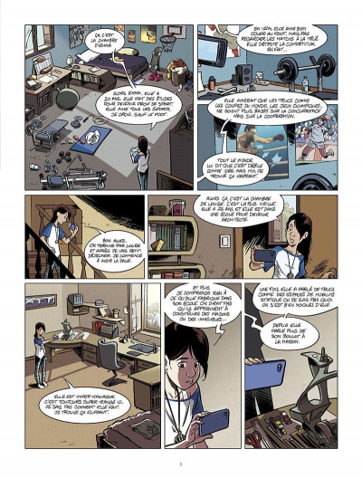 Page 6 Happy end tome 1