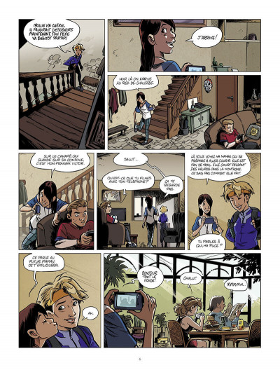 Page 7 Happy end tome 1