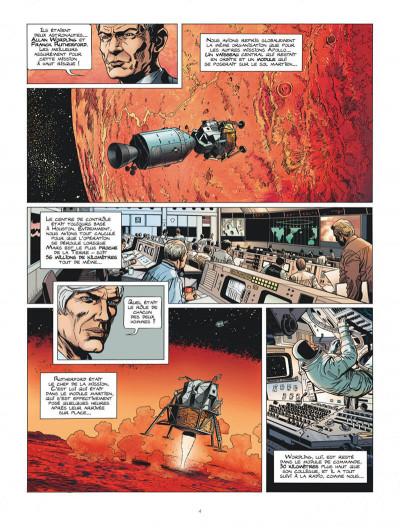 Page 4 Les nouvelles aventures de Bruno Brazil tome 2