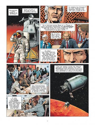 Page 5 Les nouvelles aventures de Bruno Brazil tome 2