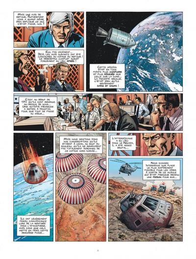 Page 6 Les nouvelles aventures de Bruno Brazil tome 2