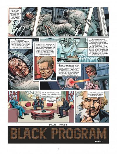 Page 7 Les nouvelles aventures de Bruno Brazil tome 2