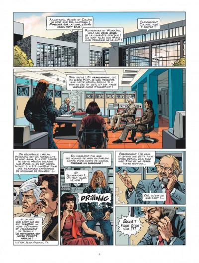 Page 8 Les nouvelles aventures de Bruno Brazil tome 2