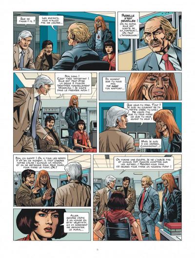 Page 9 Les nouvelles aventures de Bruno Brazil tome 2