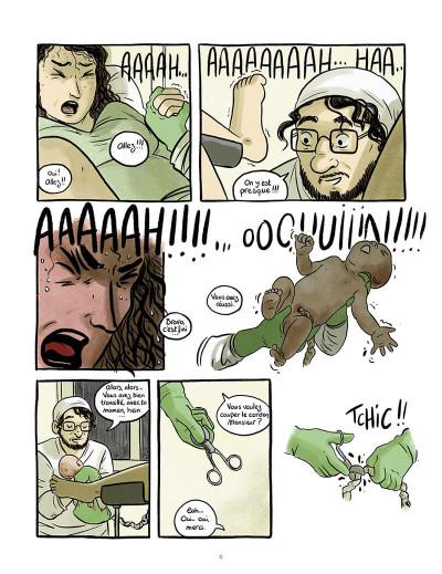 Page 7 Le choeur des femmes
