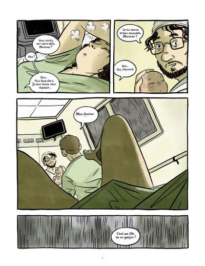 Page 8 Le choeur des femmes