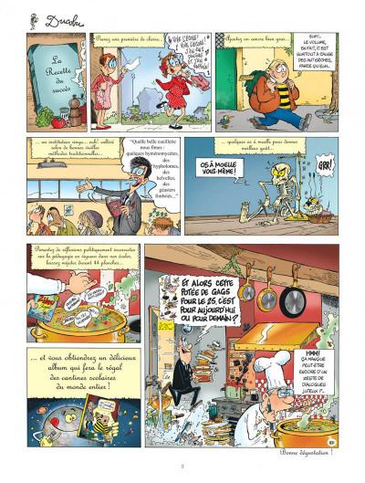 Page 3 L'élève Ducobu tome 25