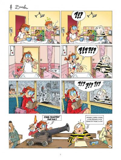 Page 5 L'élève Ducobu tome 25