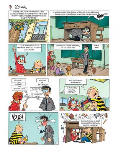Page 7 L'élève Ducobu tome 25