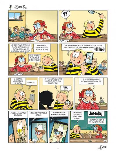 Page 8 L'élève Ducobu tome 25