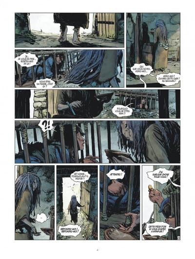 Page 4 Thorgal tome 38 + ex-libris offert