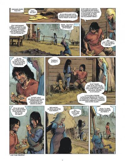 Page 6 Thorgal tome 38 + ex-libris offert
