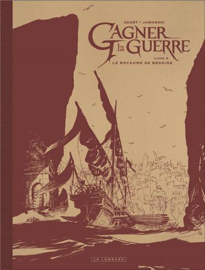 Couverture Gagner la guerre - éd. noir & blanc tome 2