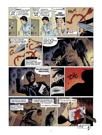 Page 6 Les nouvelles enquêtes de Ric Hochet tome 5 + ex-libris offert