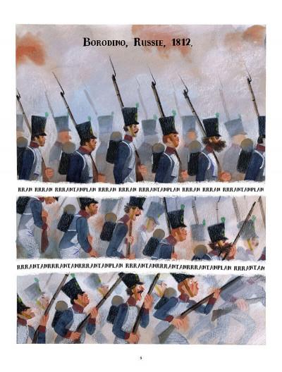 Page 4 Le tambour de la moskova