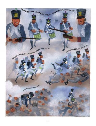 Page 5 Le tambour de la moskova