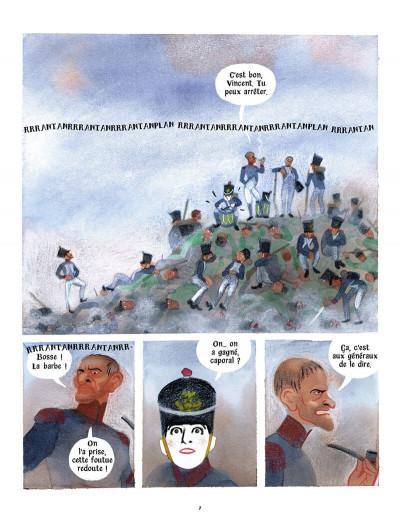 Page 8 Le tambour de la moskova
