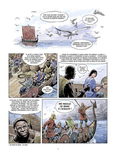 Page 4 La jeunesse de Thorgal tome 9